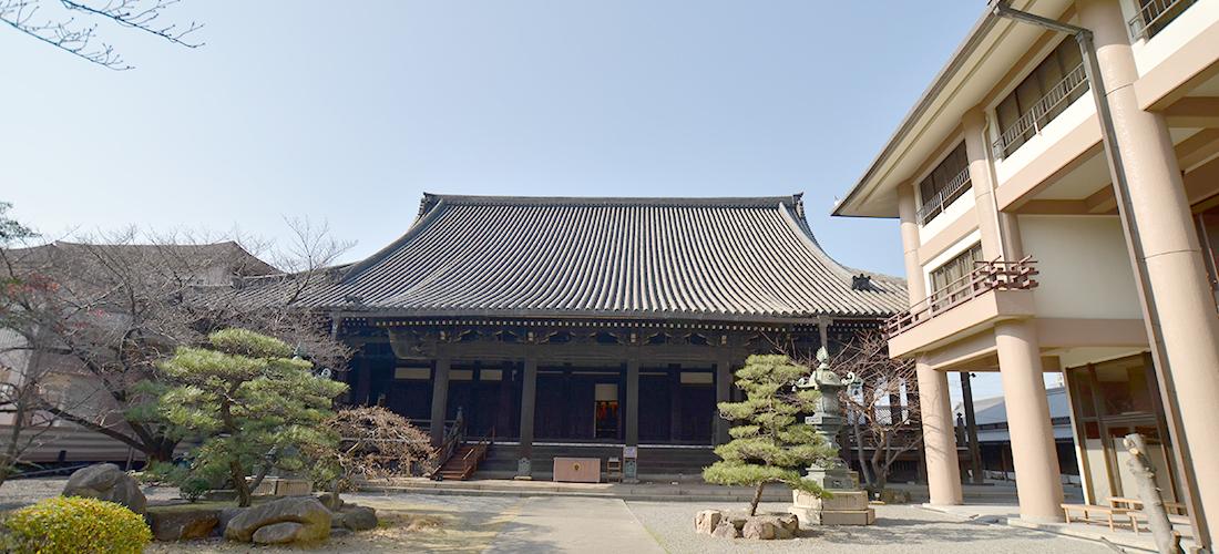 顕証寺 本殿