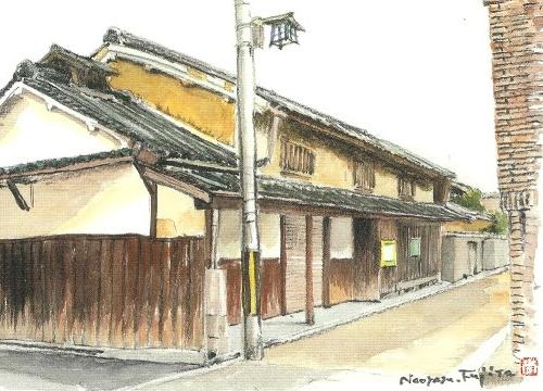 米屋町通り
