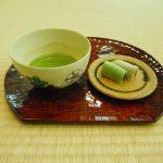 「お抹茶と和菓子」の体験イベントをします(10/25・26、アリオ八尾にて)