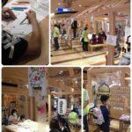 9/21 「紙とうろう型風鈴作り」のワークショップを開催!(アリオ八尾にて)